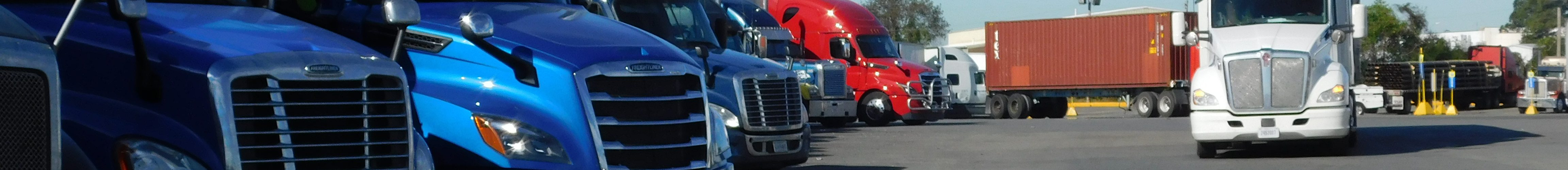 National Truck Driver Appreciation Week – Reliable